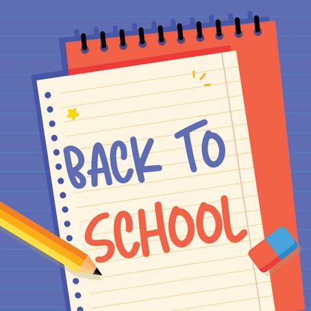 Back To School Recipes & Snacks!