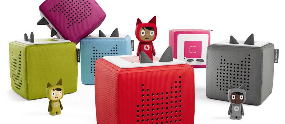Tonies: Screen-Free Audio Entertainment For Kids!