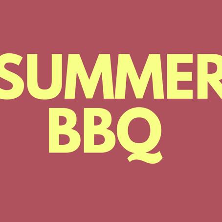 Summer BBQ Essentials!