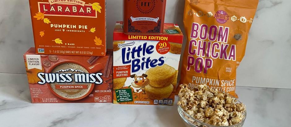 Better CT - National Pumpkin Spice Day!
