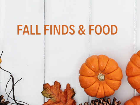 Pix11: Fall Finds & Food