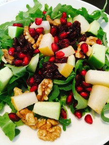 How To Make A Fall-Flavored Salad