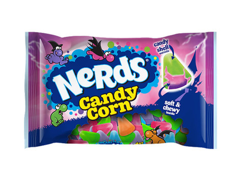 2021 Halloween Candy: Nerds Candy Corn!