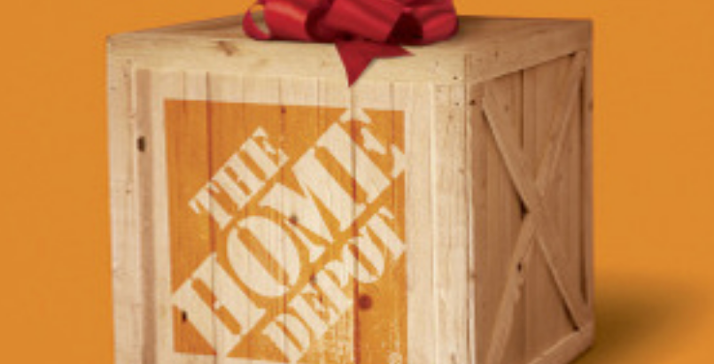 Home Depot Is Improving the Way We Do the Holidays This Year