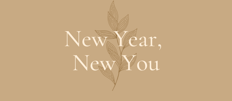 New Year, New Beauty & Wellness!