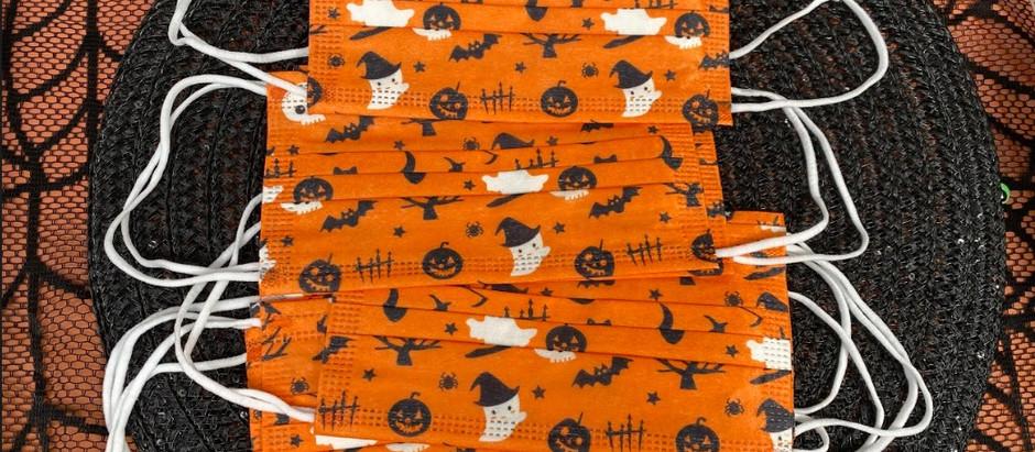 Halloween Themed Masks