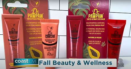 Fall Beauty & Wellness Tour Limor Suss