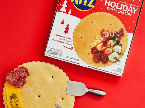 Ritz Cracker Board