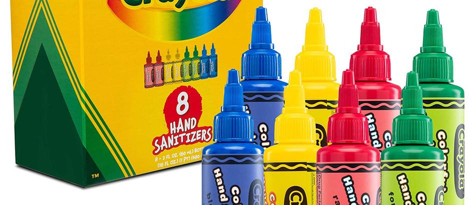 Crayola: Hand Sanitizer