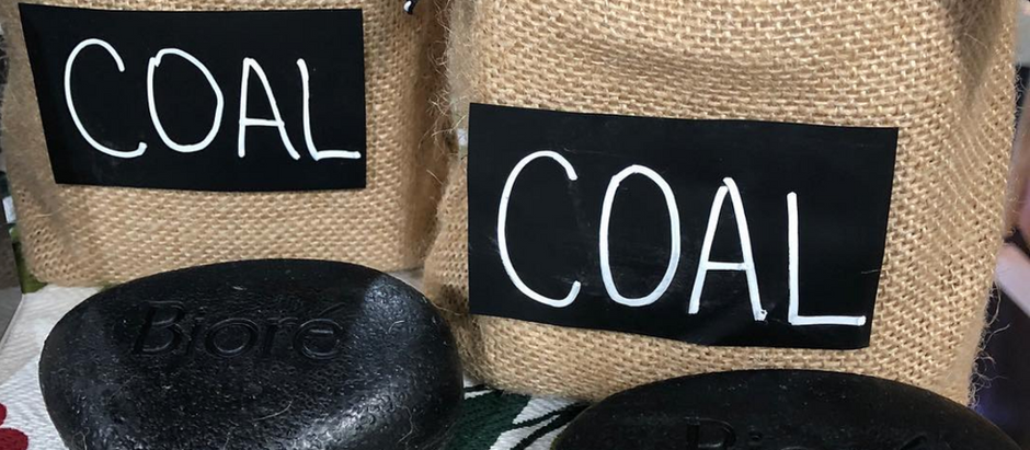 Stocking Stuffer: Lump of Coal