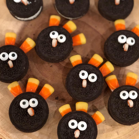 Turkey Oreos