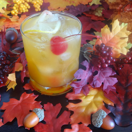 Thanksgiving Cocktail: Pinnacle® Cinnabon® Punch