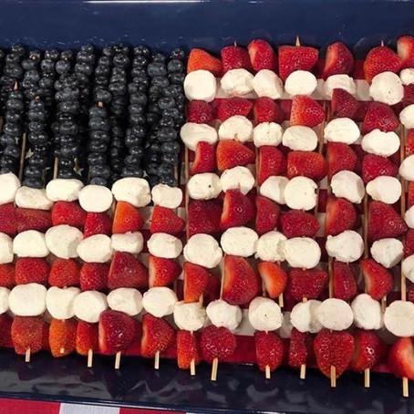Flag Fruit!