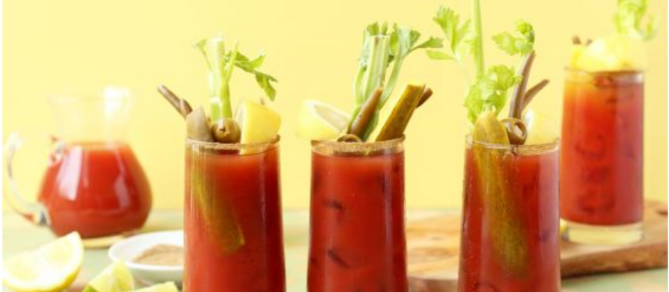 The Ultimate Bloody Mary!