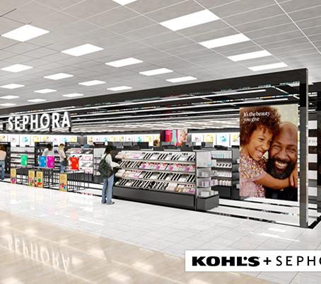 Sephora at Kohl's: Double Rewards!