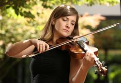 Lindsey Strand-Polyak, Baroque Viola
