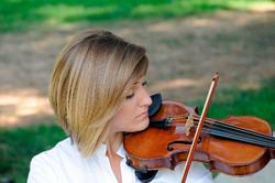 Lindsey Strand-Polyak, violin