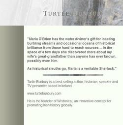 Turtle Bunbury