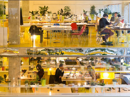 Work/Play Spaces: Second Home