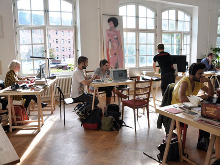 Work/Play Spaces: Creating co-working communities or just a clever use of space?