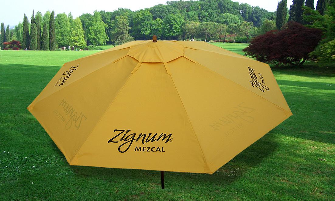 Sombrilla Zignum Sunbrella