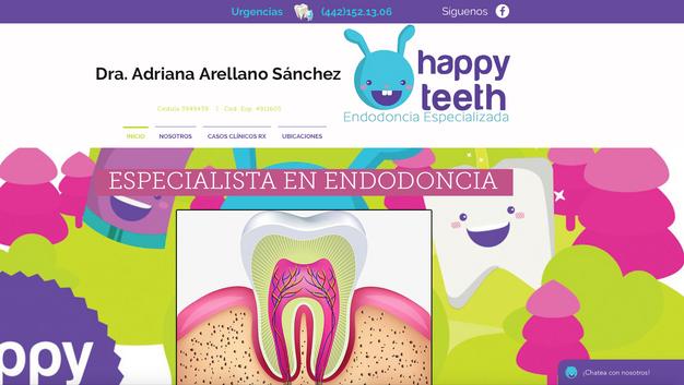 Happy Teeth endodoncia