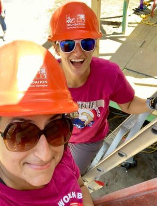 Habitat for Humanity-Women Build