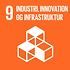 FN's verdensmål for bæredygtig udvikling - mål 9