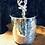 Thumbnail: Bougie cerf argent vanille 3 mèches