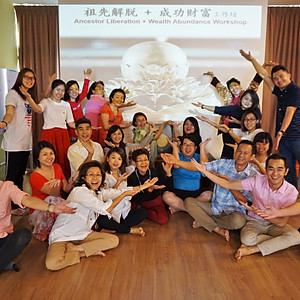 吉隆坡-祖先解脱+财富丰盛课程