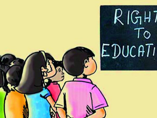 OVERVIEW ON RIGHT TO EDUCATION AND THE CONSTITUTION OF INDIA.