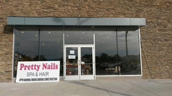 Pretty Nails - Commercial Glass