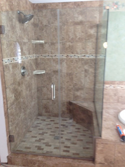 Shower - Residential Glass
