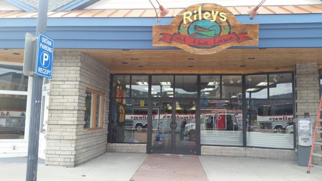 Riley's - Commercial Glass