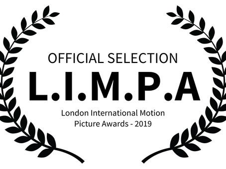 Award nomination: L.I.M.P.A 2019