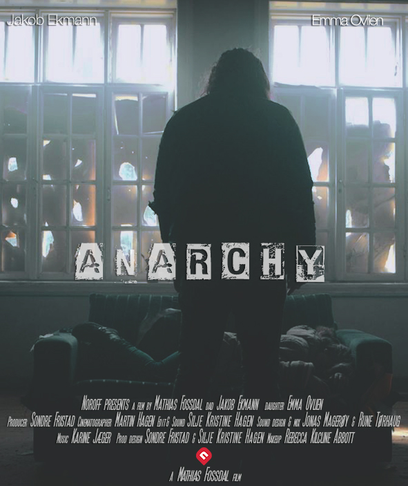 Movie poster ANARCHY