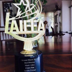 Award: AIFFA 2017
