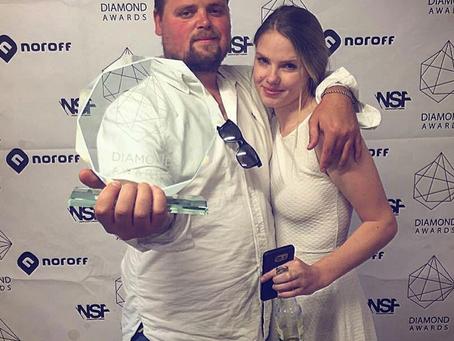 Award: Diamond awards 2016