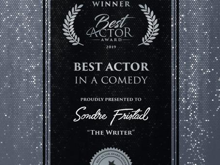 Award: Best Actor Award