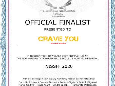 Award nomination: TNISSF