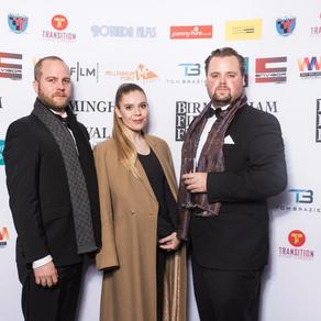 Award nomination: BFF 2018