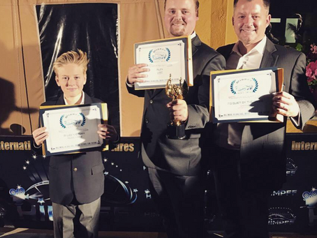 3 Awards: HIMPFF 2016
