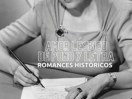 Cartas de amor entre mujeres que cambiaron la historia