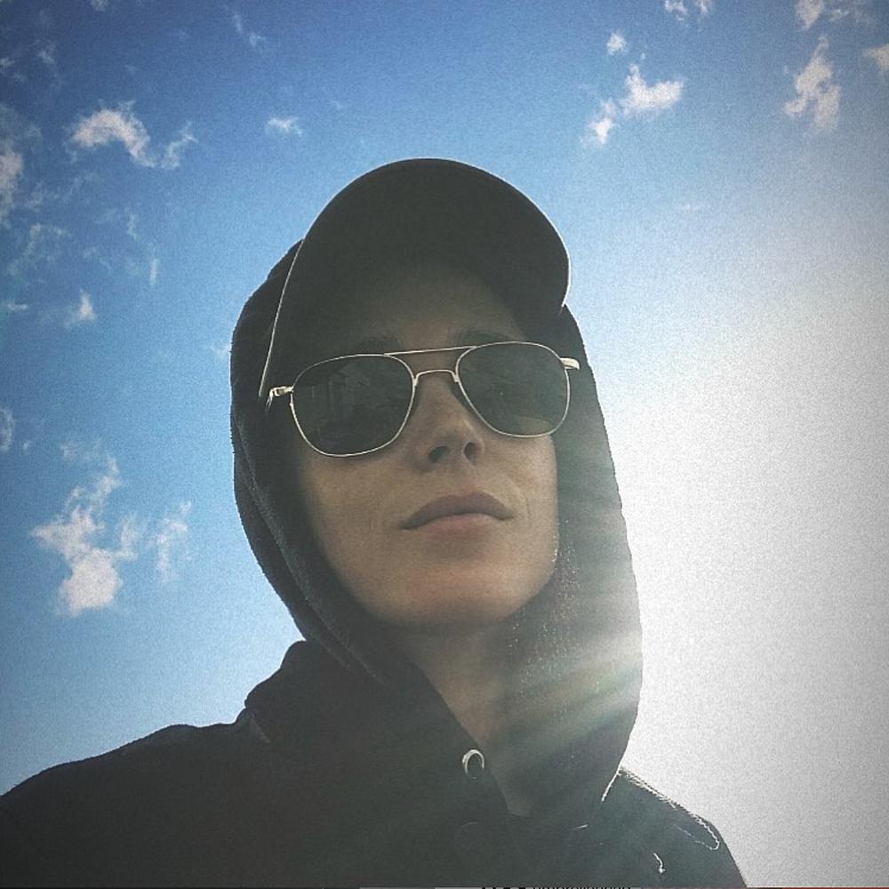 Elliot Page - Foto: Instagram Elliot Page