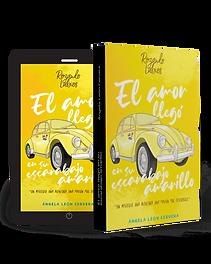 El amor llegó en su escarabajo amarillo Novela Romántica Lésbica