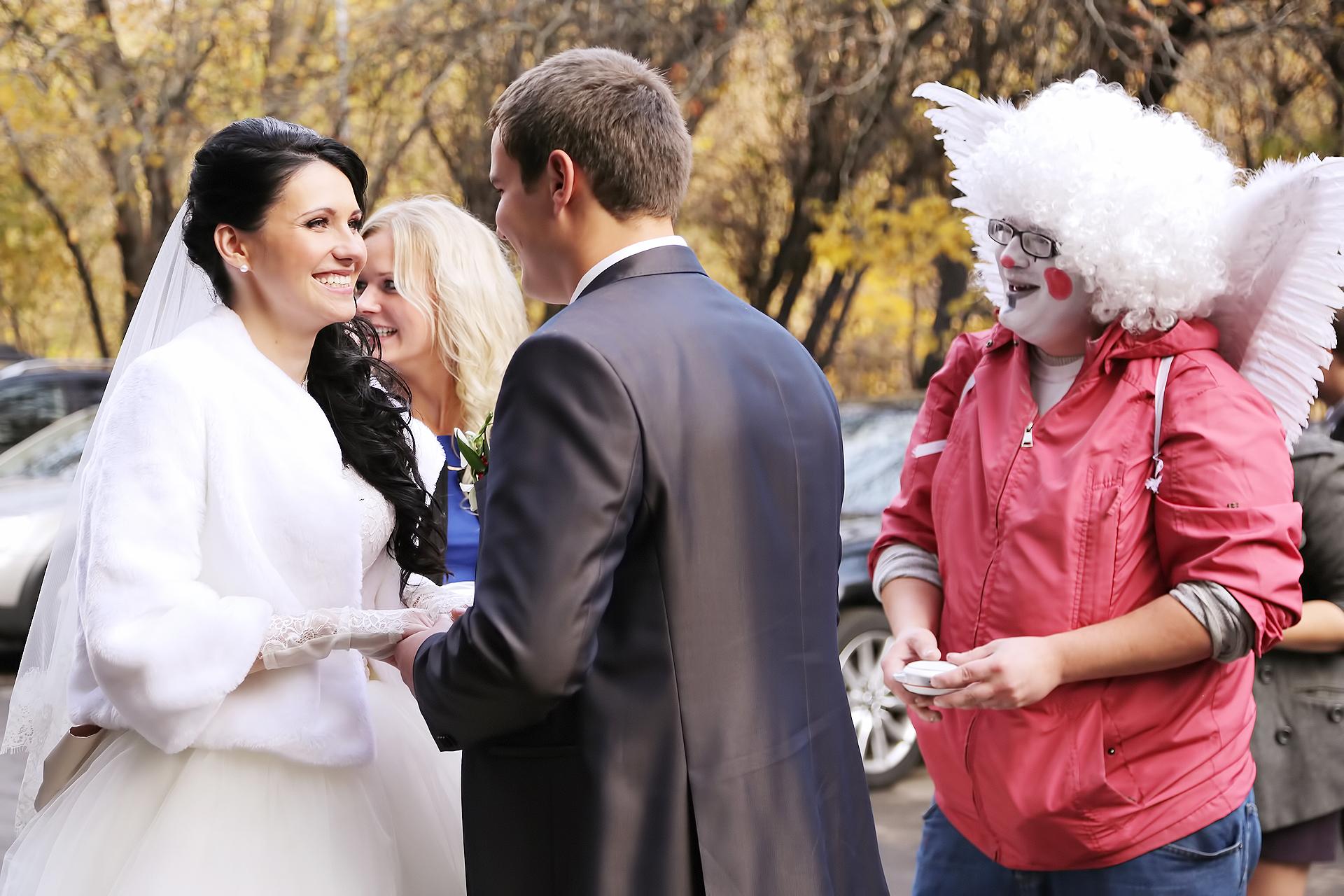 Свадьба. Пожелания.