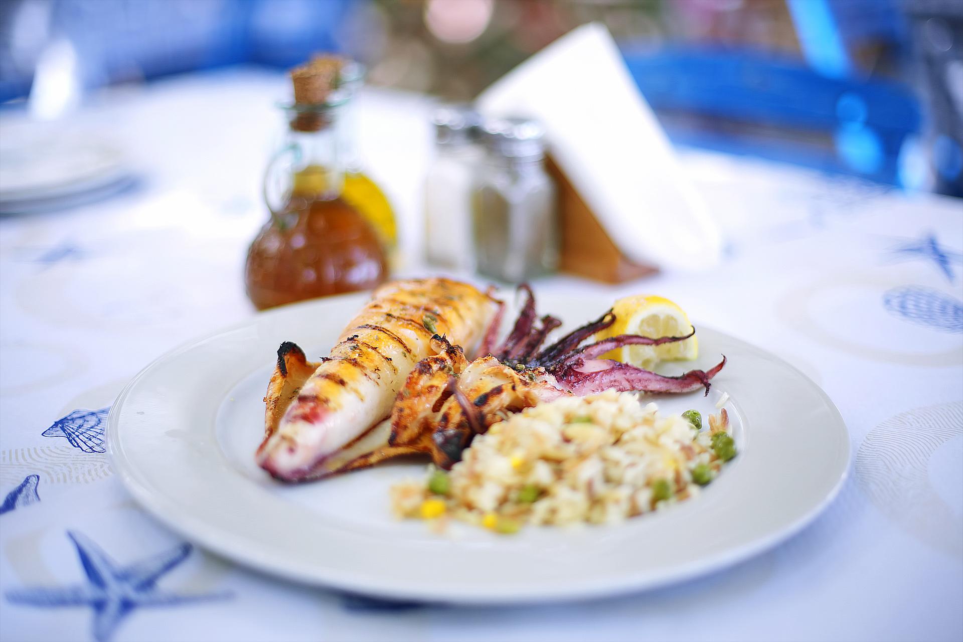 Греческая кухня.