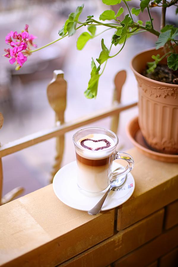 Утро. Кофе.