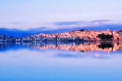 Касторья. Греция.