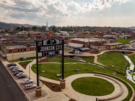 Downtown Johnson City now the place to be